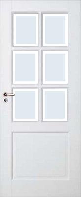 Skantrae SKS 1220 Blank Facetglas binnendeur