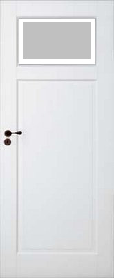 Skantrae SKS 1230 Satijn Facetglas binnendeur