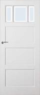 Skantrae SKS 1233 Blank Facetglas binnendeur