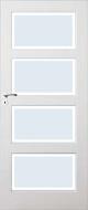 Skantrae SKS 1235 Blank Facetglas binnendeur