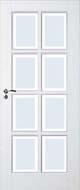 Skantrae SKS 1203 Blank Facetglas binnendeur