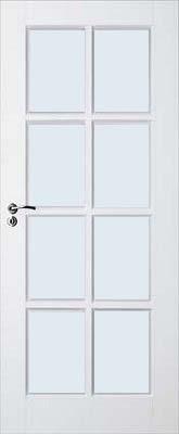 Skantrae SKS 1203 Blankglas binnendeur