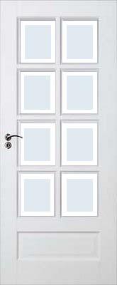 Skantrae SKS 1204 Blank Facetglas binnendeur