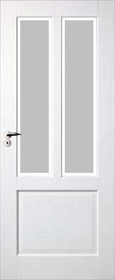 Skantrae SKS 1240 Satijn Facetglas binnendeur