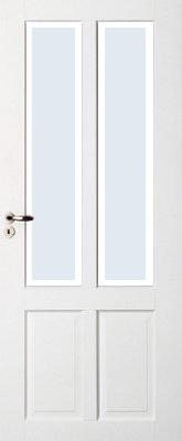 Skantrae SKS 1242 Blank Facetglas binnendeur