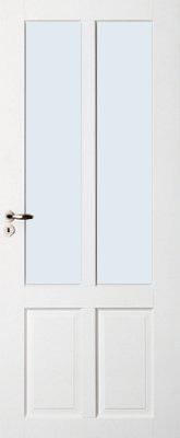Skantrae SKS 1242 Blankglas binnendeur