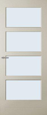 Austria Barneveld Blankglas binnendeur