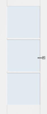 Bruynzeel BRZ 20 104 Blank glas binnendeur