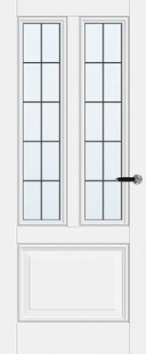 Bruynzeel BRZ 21 002 Glas in lood 5 binnendeur
