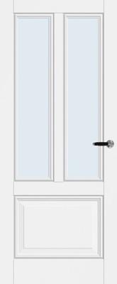 Bruynzeel BRZ 21 002 Blank glas binnendeur