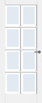 Bruynzeel BRZ 22 102 Blank Facetglas binnendeur