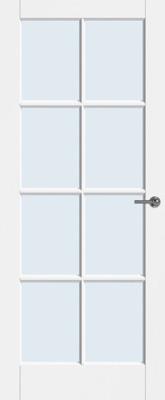 Bruynzeel BRZ 22 102 Blank glas binnendeur