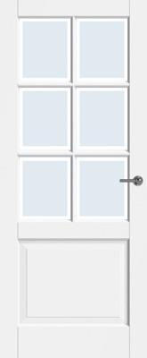 Bruynzeel BRZ 22 108 Blank Facetglas binnendeur