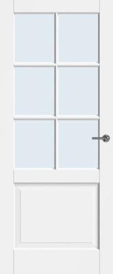 Bruynzeel BRZ 22 108 Blank glas binnendeur
