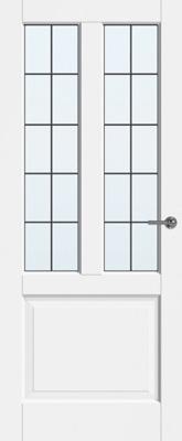 Binnendeur Met Glas Opdek.Bruynzeel Brz 22 112 Glas In Lood 5