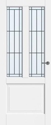 Bruynzeel BRZ 22 112 Glas in lood 7 binnendeur