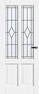 Bruynzeel BRZ 22 114 Glas in lood 2 binnendeur