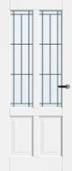 Bruynzeel BRZ 22 114 Glas in lood 7 binnendeur