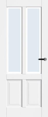 Bruynzeel BRZ 22 114 Blank Facetglas binnendeur
