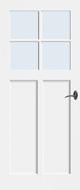 Bruynzeel BRZ NR 22 Blank glas binnendeur