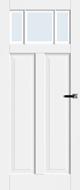 Bruynzeel BRZ 23 104 Blank Facetglas binnendeur