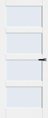 Bruynzeel BRZ 23 106 Blank glas binnendeur