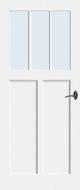 Bruynzeel BRZ NR 23 Blank glas binnendeur
