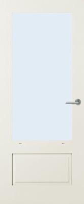 Bruynzeel BRZ 32 366 merbau blank isolatieglas buitendeur