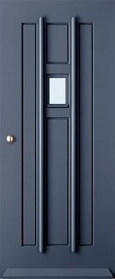 Austria Delft blank isolatieglas buitendeur