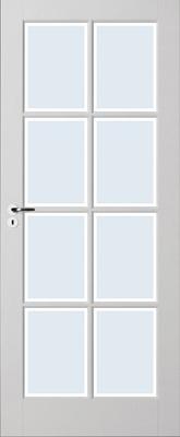 Skantrae E 003 Blank facetglas binnendeur
