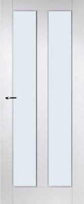 Skantrae E 022 Blank glas binnendeur