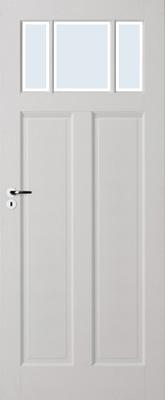 Skantrae E 031 Blank facetglas binnendeur