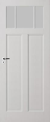 Skantrae E 031 Satijn glas binnendeur