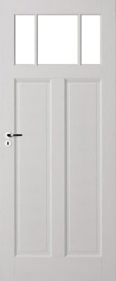 Skantrae E 031 Zonder glas binnendeur