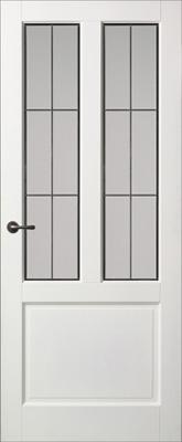 Skantrae E 040 Glas in lood 30 binnendeur