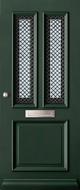 Austria Roermond blank isolatieglas buitendeur