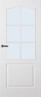 Skantrae SKB 261 Inclusief blank glas binnendeur