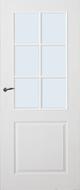 Skantrae SKB 271 Inclusief blank glas binnendeur