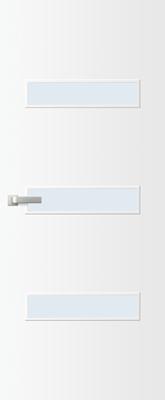 Skantrae SKL 922 Inclusief blank glas binnendeur