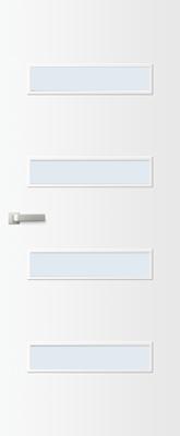Skantrae SKL 925 Inclusief blank glas binnendeur