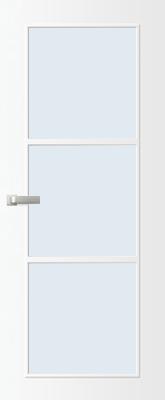 Skantrae SKL 928 Inclusief blank glas binnendeur