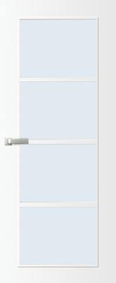 Skantrae SKL 929 Inclusief blank glas binnendeur