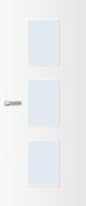 Skantrae SKL 932 Inclusief blank glas binnendeur