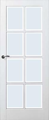 Skantrae SKS 203 Blank facetglas binnendeur