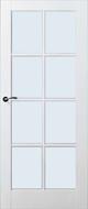 Skantrae SKS 203 Blank glas binnendeur