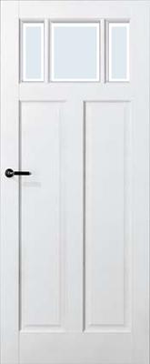 Skantrae SKS 231 Blank facetglas binnendeur