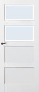 Skantrae SKS 235 C2 Blank Facetglas binnendeur