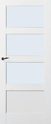Skantrae SKS 235 C3 Blank glas binnendeur