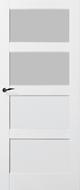 Skantrae SKS 235 C2 Satijn glas binnendeur