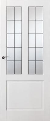 Skantrae SKS 240 Glas in lood 11 binnendeur